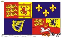 ROYAL BANNER 1714 1801 ANYFLAG RANGE - VARIOUS SIZES